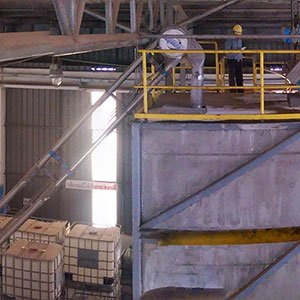 commercial food conveyor system
